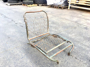 Military Surplus M151 Am General Mutt Left Right Front Seat Frame With Pin