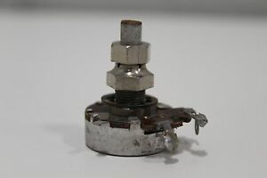 Rare Stackpole 75m 2 271 Wirewound Variable Potentiometer Rotary Switch