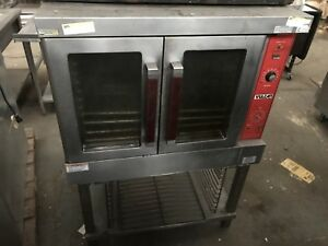 Vulcan Electric Confection Oven Model Vc4ed 9