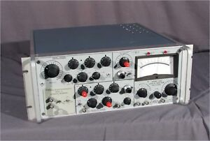 Eg g Princeton 124a Lock in Amplifier With 116 Differential Preamplifier