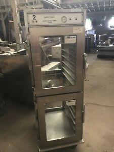 Henny Penny Hc 900 Food Warmer Commercial Heated Holding Cabinet