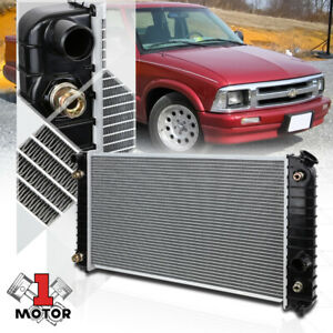 Aluminum Radiator Oe Replacement For 96 05 Chevy Gmc Blazer S10 Jimmy At 1826
