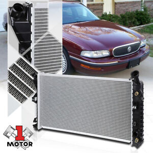 Aluminum Core Radiator Oe Replacement For 00 05 Chevy Impala Regal Century At