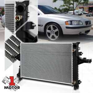 Aluminum Core Radiator Oe Replacement For 99 09 Volvo S60 S80 V70 Xc70 At 2805