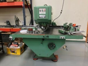 Strippit Model Super 30 30 30 Ton Semi automatic Punch Press