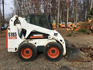 2006 Bobcat S185 Skid Steer 772