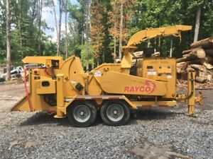 Rayco Rc20xp Chipper 2230