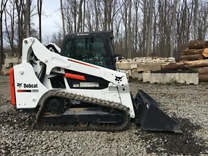 2015 Bobcat T590 Skid Steer 899