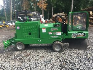 Bandit 2890 Stump Grinder 2159