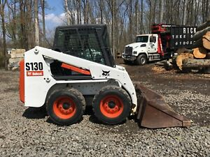 2010 Bobcat S130 Skid Steer 2072