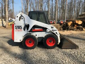 Bobcat S185 Skid Steer 2059