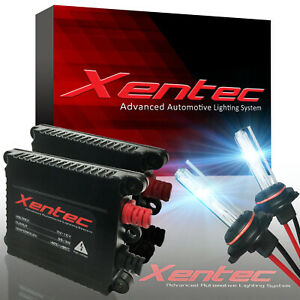 Xentec 55w Hid Kit Xenon Light H11 H8 9006 H4 9005 For 1990 2017 Honda Civic