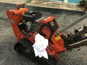 Ditch Witch 2017 C16x Trencher In Excellent Condition No Issues Runs Perfectly