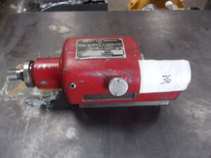 Spoko 431 Grindle Spindle 25k Rpm With Spindle