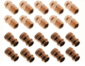 lot Of 20 3 4 Male Female Adapters Propress Copper Fittings Free Ship