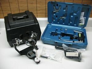Hanau Modular 190 Semi Adjustable Dental Articulator Denar Slidematic Facebow
