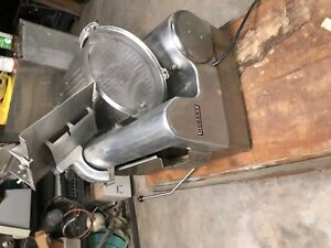 Hobart 1712e Automatic Meat Slicer Good Used Condition