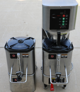 Grindmaster Pb 330 Coffee Brewing System Extra Shuttle And Warmer