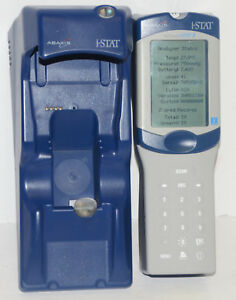 Abaxis Abbott I stat 1 300 Veterinary Clinical Analyzer Istat One 300
