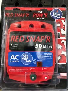 Red Snap r Eac50m rs 50 mile Ac Low Impedance Charger