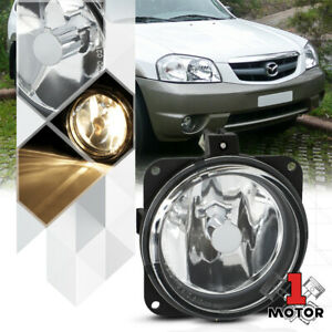 Lh rh Oe Style Replacement Fog Light Front Bumper Lamp For 01 04 Mazda Tribute