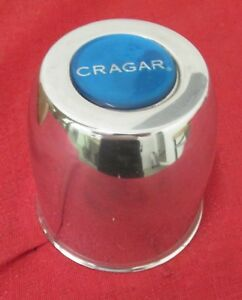 Cragar 6025057 Center Cap 4 Inches Tall 3 3 4 Dia New In Factory Box