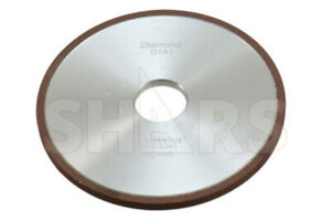 Shars 6 X 3 8 D1a1 Straight Style Diamond Wheel 100 Grit New Save 140 00