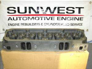 Dodge Cylinder Head Pair New Casting Bare Head 318 360 C i d 5 2 5 9l 92 02