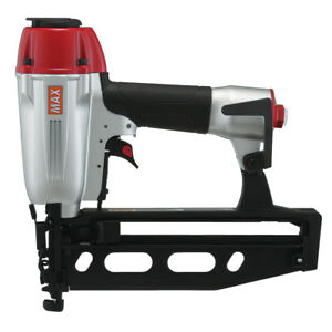 Max Nf565a16 16 gauge 2 1 2 In Superfinisher Straight Finish Nailer New