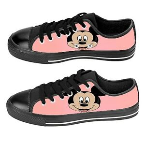 Custom Aquila Shoes For Kids And Adult Mickey Mouse 6 Shoes