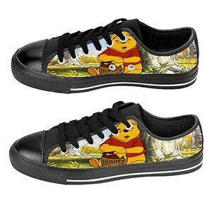 Custom Aquila Shoes For Kids And Adult Winnie The Pooh 2 Shoes