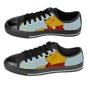 Custom Aquila Shoes For Kids And Adult Winnie The Pooh 5 Shoes