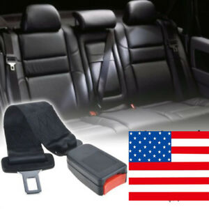 Universal 14 Car Auto Seat Seatbelt Safety Belt Extender Extension 7 8 Buckle