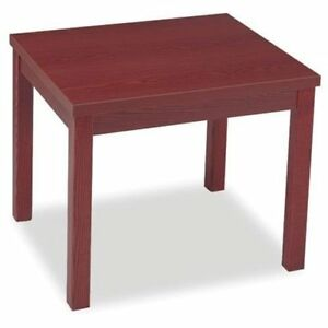 Hon Laminate End Table Rectangle 24 X 20 X 20 Particleboard 80193nn