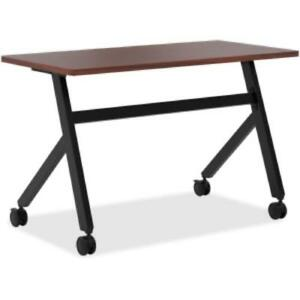 Basyx By Hon Chestnut Laminate Multipurpose Table 29 50 X 48 X bmpt4824xc