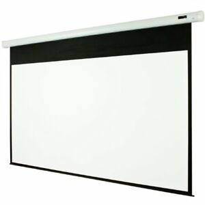 Elunevision Luna Electric Projection Screen 106 Cinema White eve1061 2