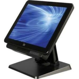 Elo X 15 Pos Terminal Intel Celeron Quad core 2 41 Ghz 2 Gb Ddr3 e130926