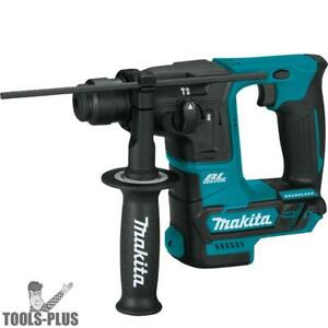 Makita Rh01z 12v Cx Li ion Brushless 5 8 Sds Plus Rotary Hammer tool Only New