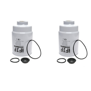 2 Packs Tp3018 Diesel Fuel Filter Tp3012 Fuel Filter Housing 6 6 Duramax