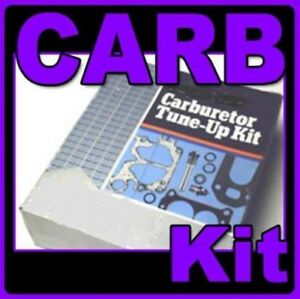 Carburetor Kit For Ford Mercury 1983 1984 1985 Clean Out Your Dirty Carb