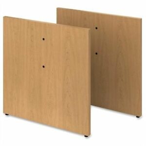 Hon Preside Htlpb Conference Table Panel Base double Pack 27 8 tlpbc