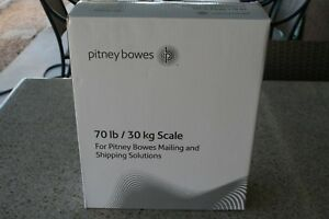 Genuine Pitney Bowes 397 d 70 Lb 30 Kg Usb Scale Brand New Sealed Free Ship