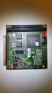Rtd Pc104 Pc 104 Dm6430 Analog I o Board Daq Module