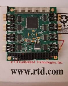 Rtd Pc104 Cm17320hr Octal Serial Port