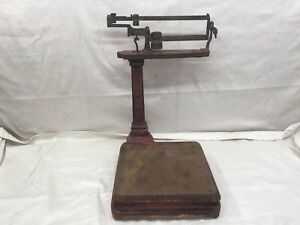 Antique Howe 5058 Scale