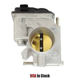Fuel Injection Throttle Body Fit 2006 2009 Ford Fusion Mercury Milan 2 3l Tb1040