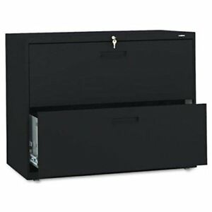 Hon 500 Series Lateral File 36 X 19 3 X 28 4 Steel 2 X File 582lp