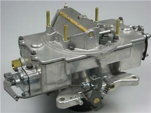 1965 66 Ford Mustang 4100 4bbl Carburetor W manual Choke 289 Hi po V8 s