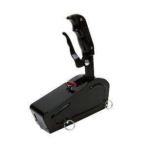 B M 81052 Stealth Magnum Grip Pro Stick Automatic Shifter In Black With Cover