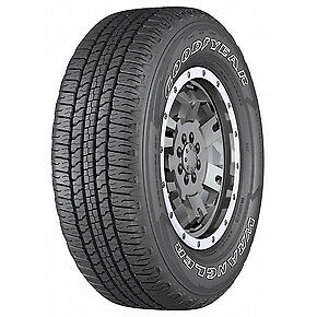 Goodyear Wrangler Fortitude Ht 245 65r17 107t Bsw 2 Tires